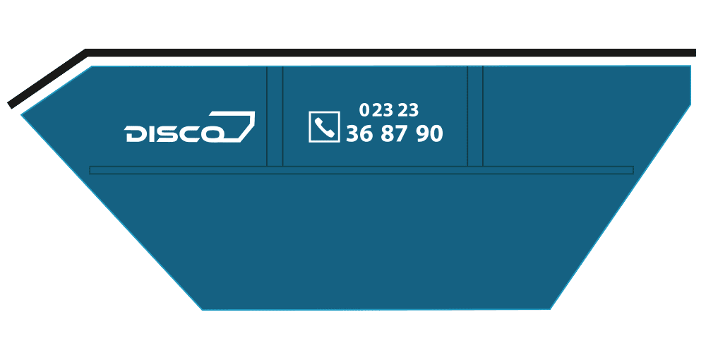 Disco Container 10cbm