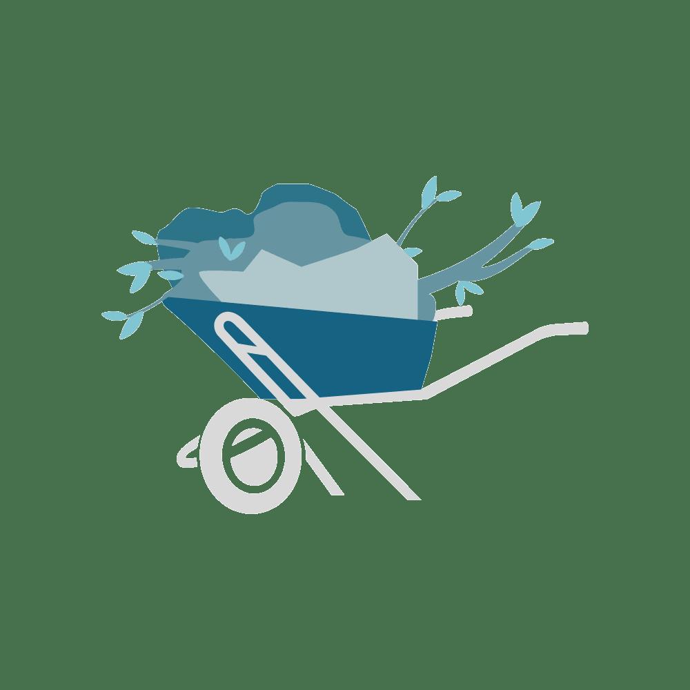 Grünschnittabfälle